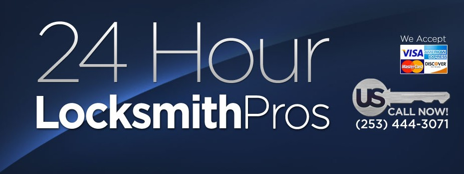 24 Hour Tacoma Locksmith